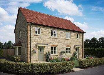 Thumbnail 2 bedroom semi-detached house for sale in The Tetbury, Florence Gardens, Chipping Sodbury, South Gloucestershire