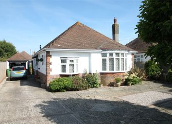 Thumbnail 3 bed bungalow for sale in Amberley Road, Rustington, Littlehampton, West Sussex
