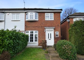 Thumbnail 3 bedroom property for sale in Whitehouse Avenue, Borehamwood