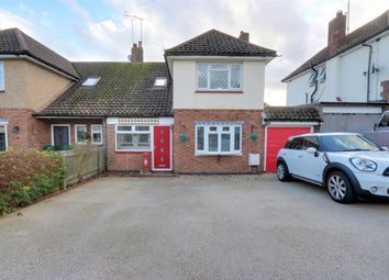 Thumbnail 3 bed semi-detached house for sale in Woodlands Close, Rayleigh