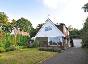 Thumbnail 3 bed detached house to rent in Orchard Hill, Windlesham