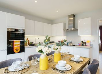 "Thumbnail 3 bed semi-detached house for sale in ""The Byron"" at North End Road, Yatton, Bristol"
