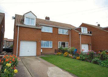 Thumbnail 3 bed semi-detached house for sale in Cliff Road, Staithes