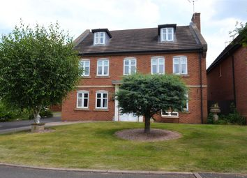 Thumbnail 5 bed detached house for sale in Hampton Gardens, Stafford