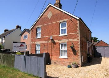 Thumbnail 2 bed semi-detached house for sale in Wareham Road, Corfe Mullen, Wimborne, Dorset