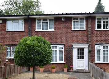 Thumbnail 3 bed terraced house for sale in Nightingale Road, Carshalton, Surrey
