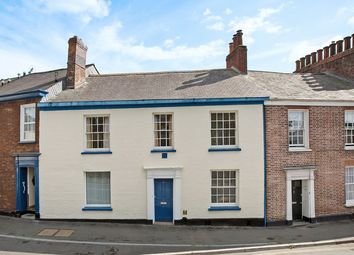 Thumbnail 5 bed terraced house for sale in St. Peter Street, Tiverton