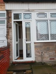 Thumbnail 3 bed terraced house to rent in Cobham Road, Bordesley Green, Birmingham, West Midlands