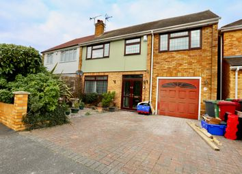Thumbnail 5 bed semi-detached house to rent in Amanda Court, Langley, Slough
