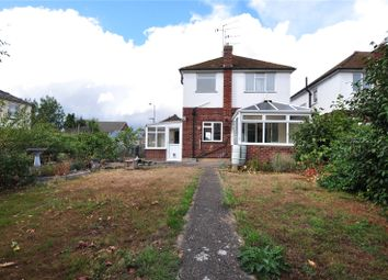 Thumbnail 3 bed detached house to rent in Feltham Road, Ashford, Surrey