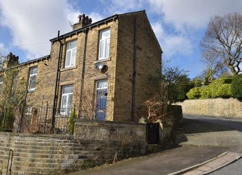Thumbnail 2 bed end terrace house for sale in Cowcliffe Hill Road, Fixby, Huddersfield, West Yorkshire