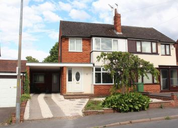 Thumbnail 3 bed semi-detached house for sale in Cross Street, Wall Heath, Kingswinford