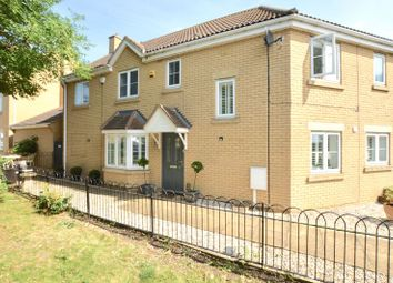 Thumbnail 4 bed semi-detached house for sale in Collyns Way, Collyweston, Stamford