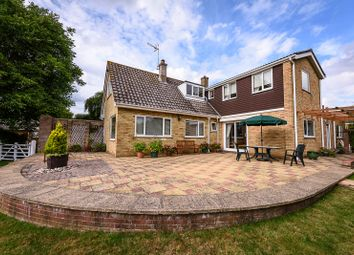 Thumbnail 4 bed detached house for sale in Mill Green, Stoke Holy Cross