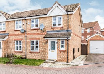 Thumbnail 3 bed semi-detached house for sale in Twigg Crescent, Armthorpe, Doncaster