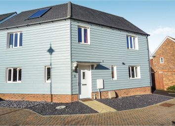 Thumbnail 4 bed detached house for sale in Fulmar Avenue, Sittingbourne