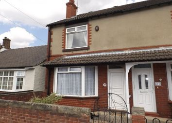 Thumbnail 2 bed property to rent in Lime Avenue, Staveley, Chesterfield