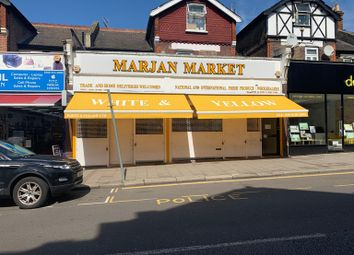 Retail premises to let in Walm Lane, London NW2