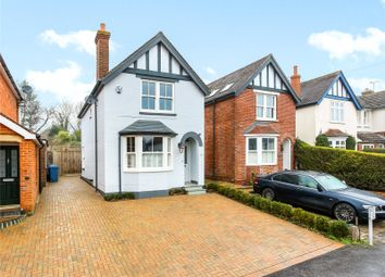 3 bed detached house for sale in Clarence Road, Fleet, Hampshire GU51