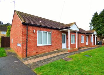 Thumbnail 2 bed bungalow for sale in Mill Way, Fulstow, Louth