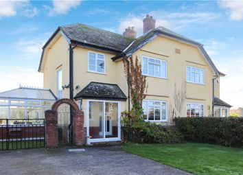 Thumbnail 3 bed semi-detached house for sale in Seaton Road, Musbury, Axminster