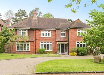 Thumbnail 5 bedroom detached house for sale in Fir Tree Close, Esher, Surrey