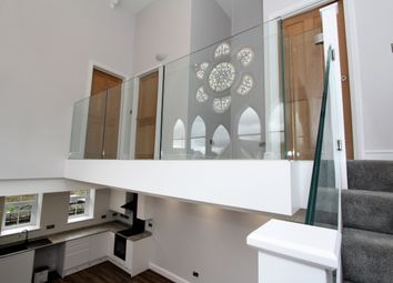 Thumbnail 2 bed flat for sale in The Old Chapel, Apartment 1, Lane End, Chapeltown