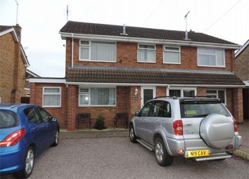 Thumbnail Semi-detached house to rent in Saxon Way, Bourne, Lincolnshire