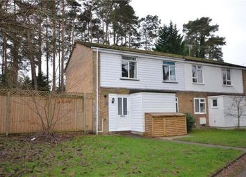 Thumbnail 3 bed end terrace house for sale in Bucklebury, Bracknell, Berkshire