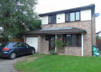 Thumbnail 4 bed property to rent in Clos Tyla Bach, St. Mellons, Cardiff