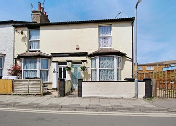 Thumbnail 2 bed end terrace house for sale in Station Street, Walton On The Naze