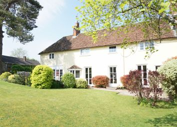 Thumbnail 4 bed link-detached house for sale in Abbotts Ann, Andover, Hampshire