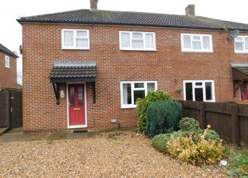 Thumbnail 3 bedroom semi-detached house for sale in Milestone Road, Hitchin