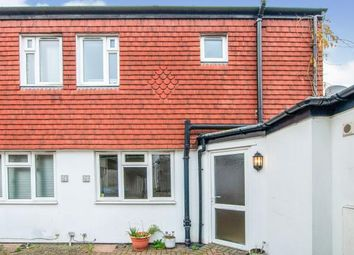 Thumbnail 1 bed end terrace house for sale in Clarendon Road, ., Croydon, Surrey