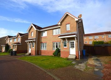 Thumbnail 3 bed semi-detached house for sale in Wayfarers Drive, Dalgety Bay, Dunfermline