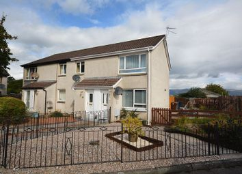 Thumbnail 2 bed flat for sale in Lamberton Avenue, Stirling
