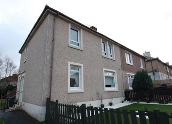 Thumbnail 1 bed flat for sale in Monkland View Crescent, Baillieston, Glasgow