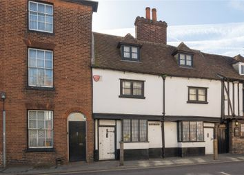 Thumbnail 3 bed terraced house for sale in St Dunstans Street, Canterbury, Kent