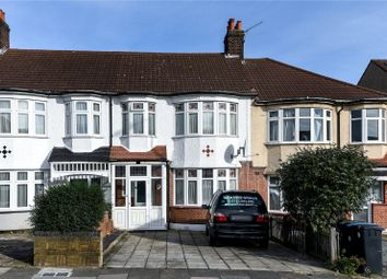 Thumbnail 3 bed terraced house for sale in Hedge Lane, Palmers Green, London