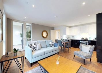 Thumbnail 1 bed flat to rent in Discovery Tower, Canning Town