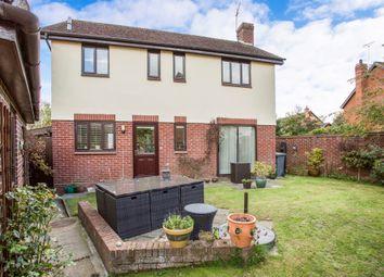Thumbnail 3 bed detached house for sale in Gurdon Road, Grundisburgh, Woodbridge