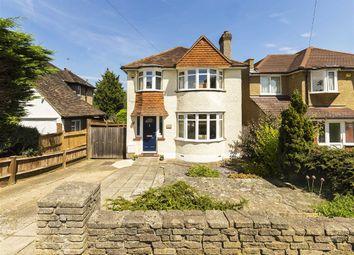 Thumbnail 3 bed detached house for sale in Elmbridge Avenue, Berrylands, Surbiton