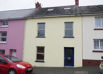 Thumbnail 3 bed terraced house to rent in Cambrian Place, Haverfordwest