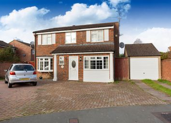 Thumbnail 4 bed detached house for sale in Groombridge Way, Horsham, West Sussex