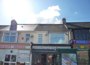 Thumbnail 2 bedroom flat for sale in Victoria Road, St. Budeaux, Plymouth