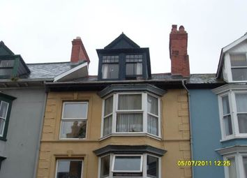Thumbnail 1 bed flat to rent in Flat 5, 17 Portland Street, Aberystwyth, Ceredigion