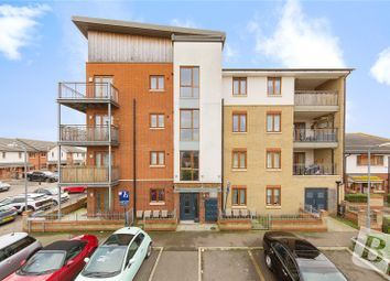 Thumbnail 1 bed flat for sale in Mallory Close, Gravesend, Kent