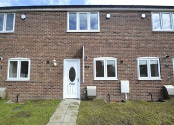 Thumbnail 3 bed terraced house for sale in Carlyle Gardens, Heanor, Derbyshire