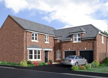 "Thumbnail 5 bed detached house for sale in ""Shakespeare"" at Milby, Boroughbridge, York"