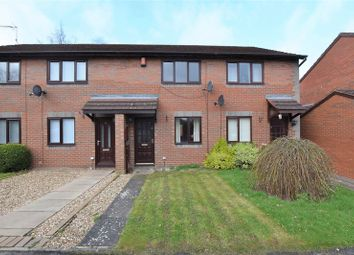 Thumbnail 2 bed mews house for sale in Elkington Rise, Madeley, Crewe